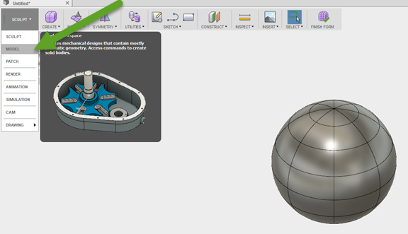 Best Practices For Sphere Creation In Fusion 360