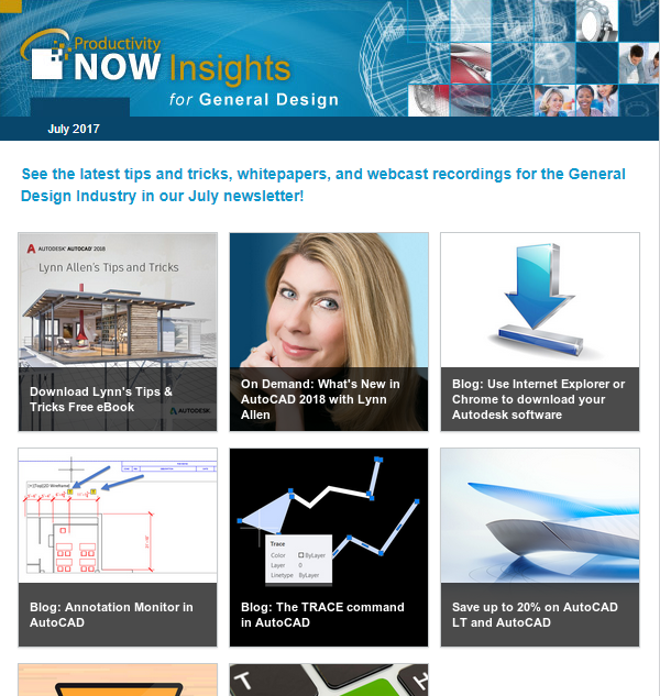 ProductivityNOW Insights July 2017