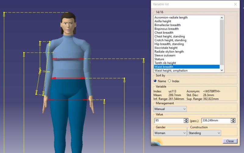 Human Measurements Picture 6