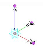 9. xyz axis