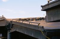 Collapsed Bridge Road