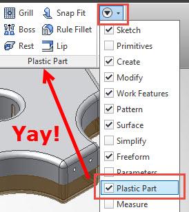 Plasticpanel