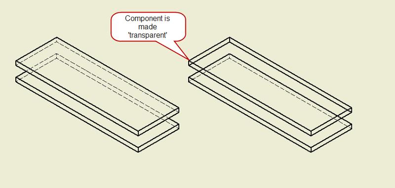 Transparent view