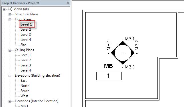 Elevation Plan Symbols : Revit elevation symbol