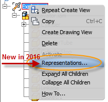 Edit Representations
