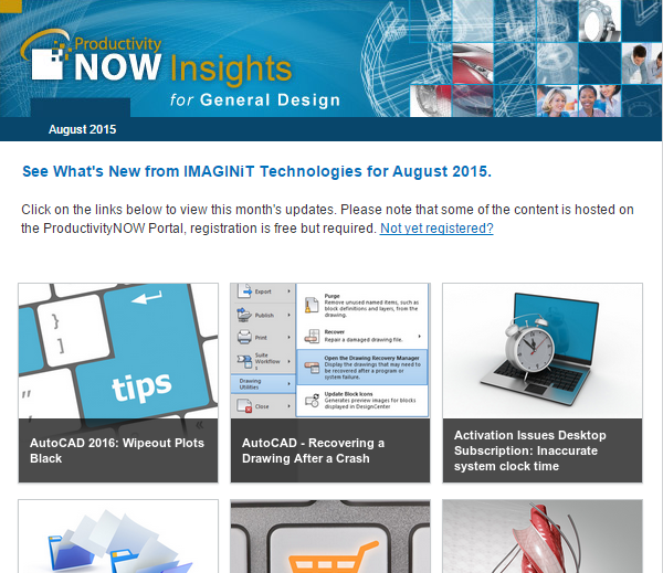 ProductivityNow Insignts Aug 2015