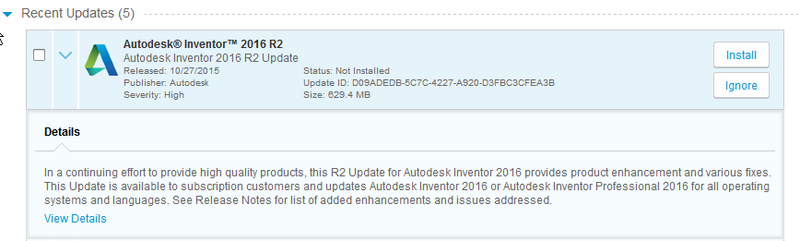 Inventor R2-App Manager