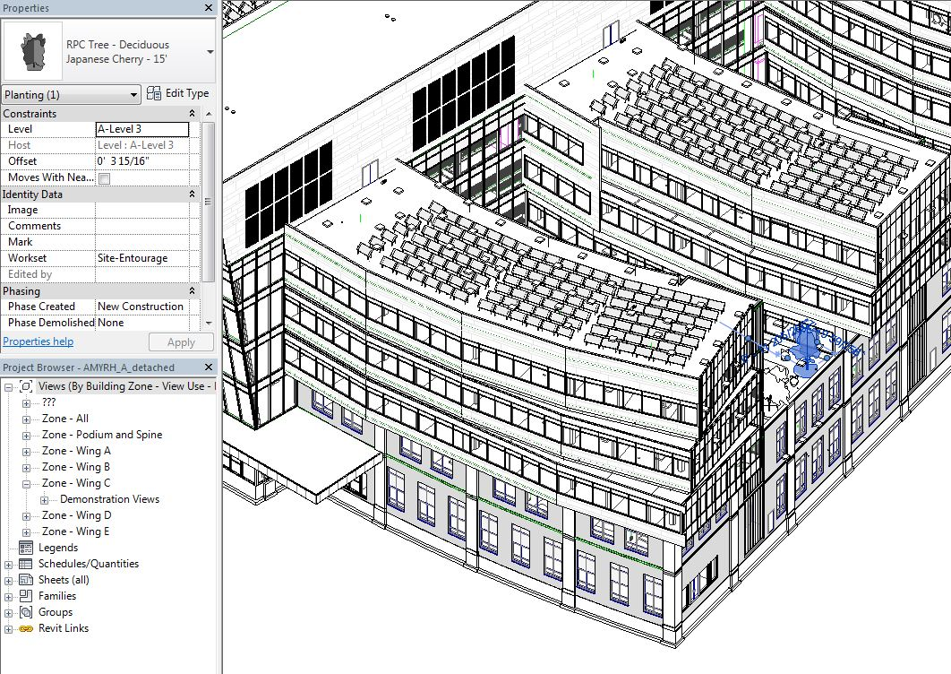 Revit sample project free download