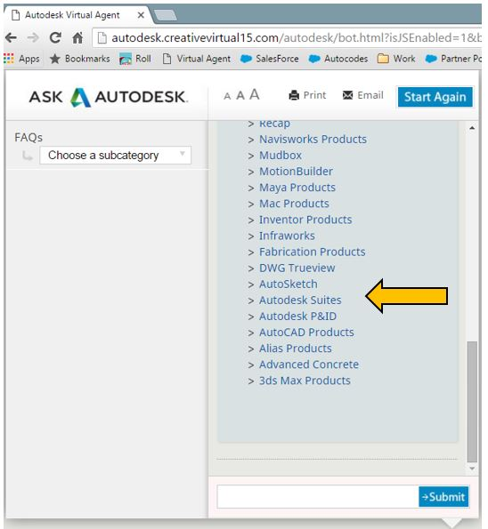 autodesk virtual agent download