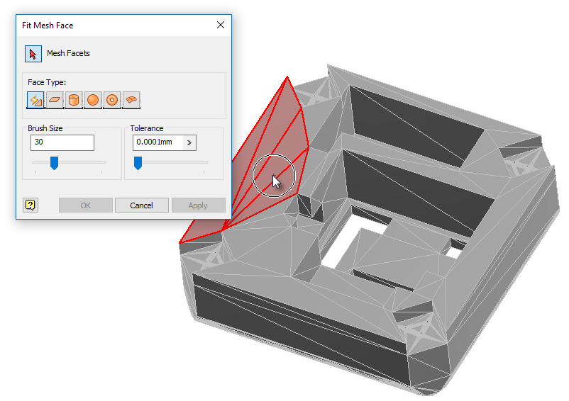 Mesh Geometry in Inventor – Part Modelling - IMAGINiT