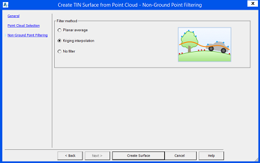 PointCloudFiltering