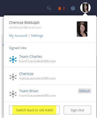 Team hubs
