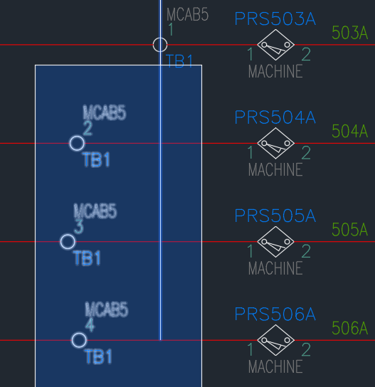 Aligning Components - AutoCAD Electrical - IMAGINiT Manufacturing ...