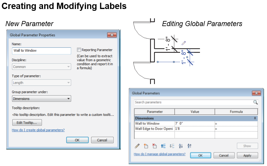 Autodesk Revit Parameters Demystified – Follow-up to the