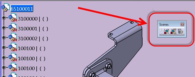 Creating a Manual Explode Scene in CATIA V5 - Rand 3D