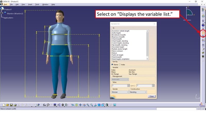 Creating Specialized Human Forms in CATIA V5 - Rand 3D: Insights