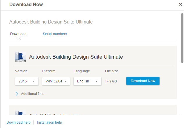 Autodesk Installation: Download/Install - IMAGINiT