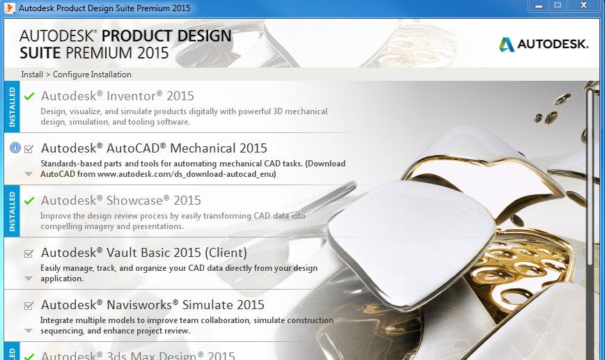 Autodesk Installation: Download/Install - IMAGINiT Technologies