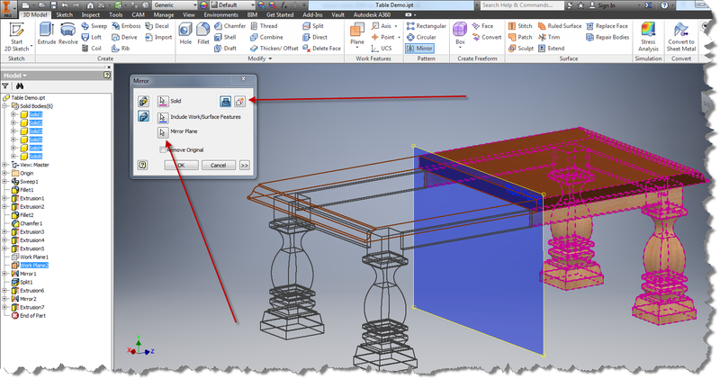 Autodesk Inventor 2016 Whats New Enhanced Mirror Solid Bodies img3