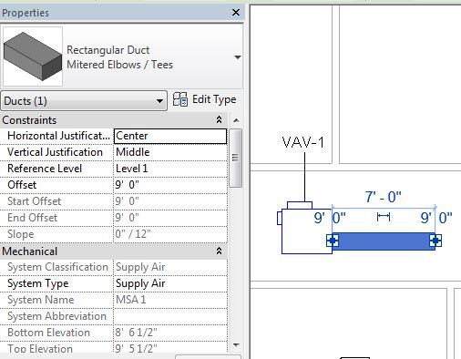 Creating Duct Systems in Revit – Where in the system should