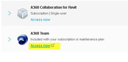 A360 team access now