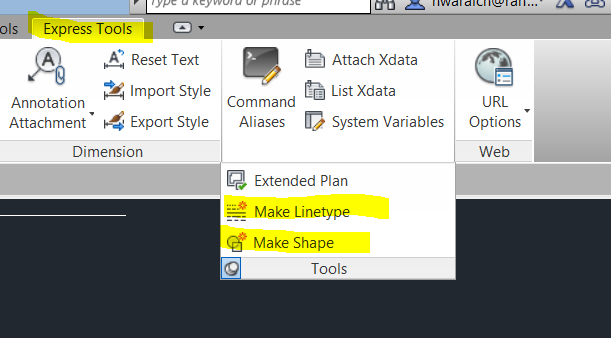 How to create a custom linetype in AutoCAD? - IMAGINiT