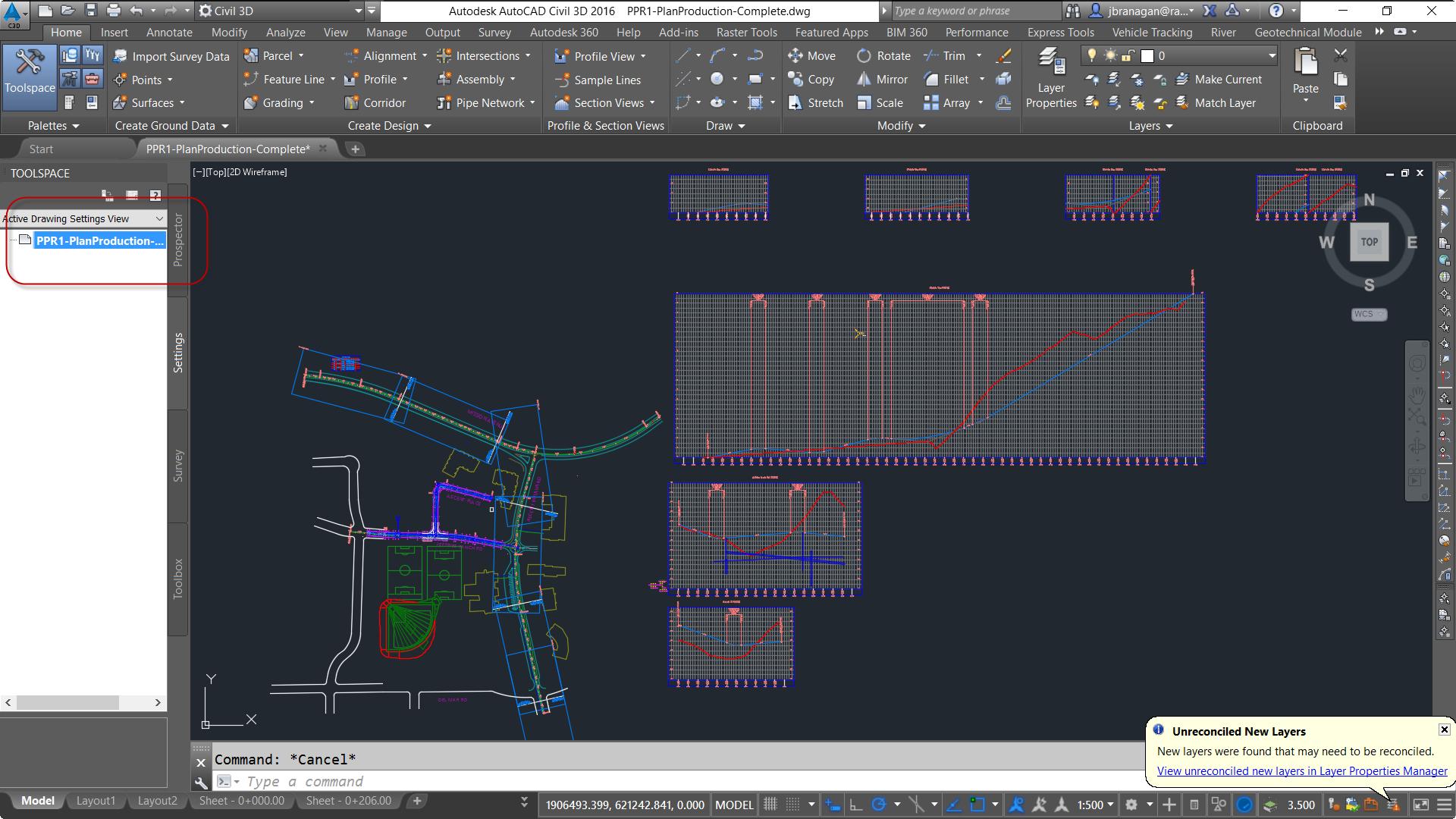 Imaginit Civil Solutions Blog Autocad 3d Process Flow Diagram Using 4 With Proxy
