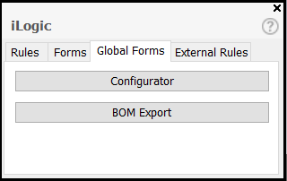 Boring Forms