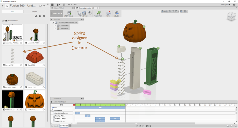 Working with multiple CAD formats in Fusion 360 - IMAGINiT