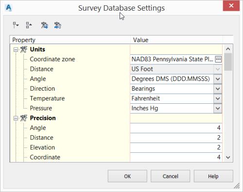 Survey Settings-11-16