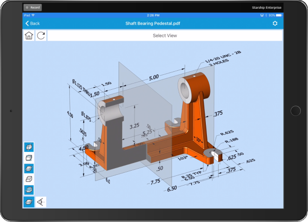 Model Based Definition With Autodesk Inventor Imaginit