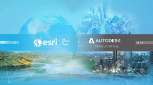 Autodesk and Esri