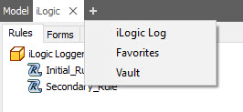 ILogic Log