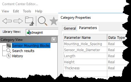 Adding Features to Custom Content Center Parts - IMAGINiT