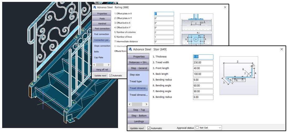 Revit vs Advance Steel - Who, What, Where & Why - IMAGINiT Building