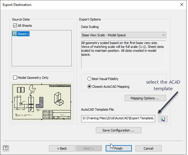 Creating Different Layers in an Inventor Drawing and