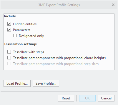 Image6-3MF export profile box