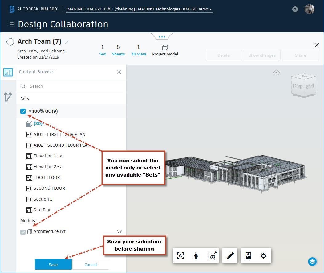 IMAGINiT Building Solutions Blog: BIM 360