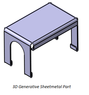 Displaying Bend Radius On Drawings In Catia V5 Rand 3d