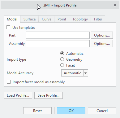 Image5-3MF import profile box