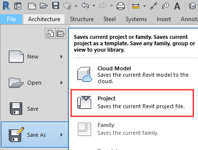 How to upload or collaborate a model to BIM 360 Docs