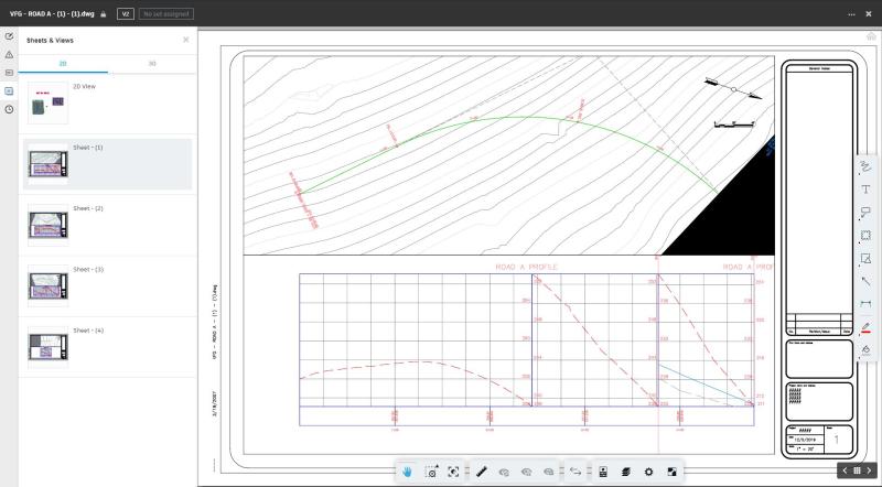 Publishing (Files) vs Publishing (Plots) with BIM360 for Civil 3D