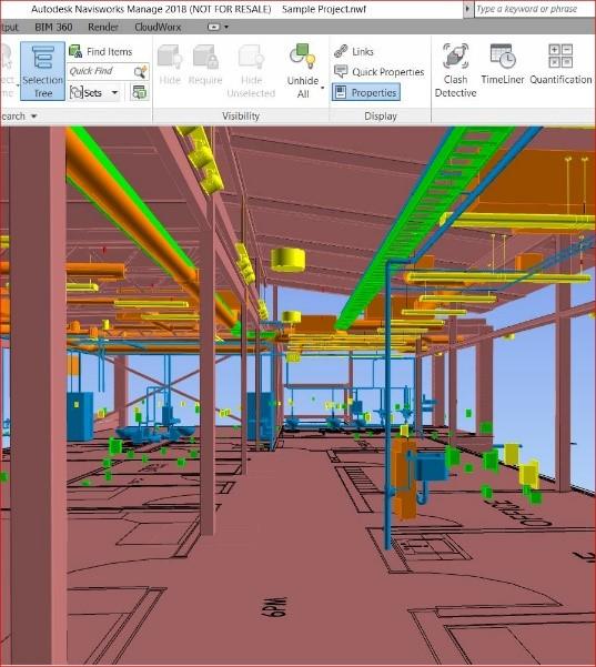 IMAGINiT Building Solutions Blog: Navisworks