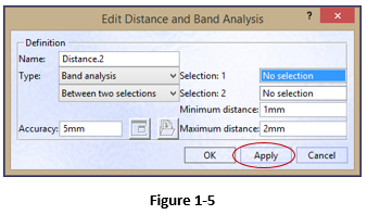 Distanceband-5
