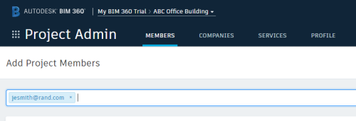 Add member steps